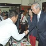 Japanese Ambassador's Visit
