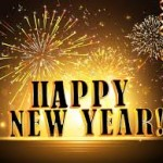 Welcome Happy New Year in advance