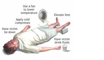 Description about Heat Stroke