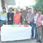 Holi Celebration at Biyani College (11-March-2017)