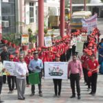 World Health Day Awareness Rally (7-Apr-2017)