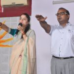 Anti Alcohol campaign with Smt. Pooja Chhabra (9-Aug-2017)