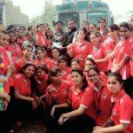 "Industrial Visit to Jaipur Dairy ""SARAS"" 13-Nov-2017"