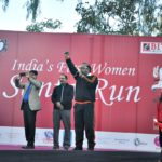 India's First ever Women Santa Run (23-Dec-2017)