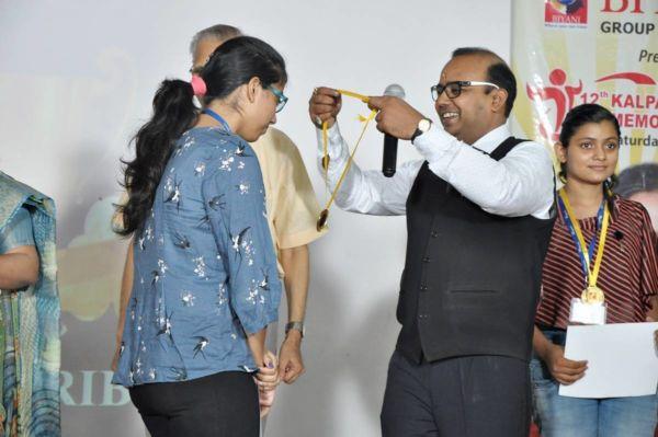 Kalpana Chawla Awards 2018 (7-July-2018)